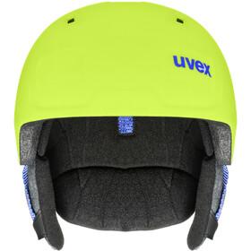 UVEX Manic Pro Casque Enfant, neon yellow